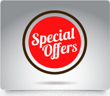 Not only do you get food delivery in 60 minutes but you also get great deals and offers daily.