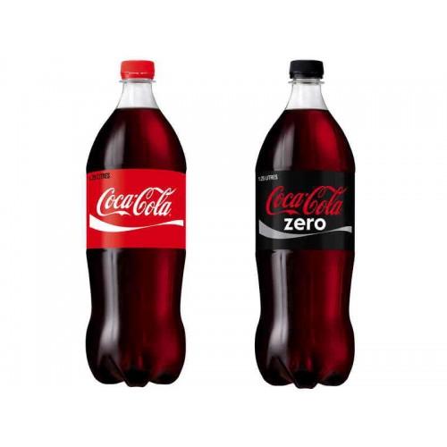 2 X 1 25 Coca Cola