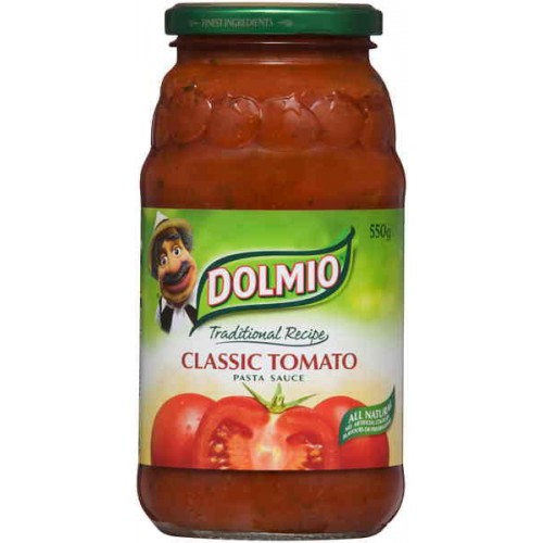 ... Traditional Recipe Classic Tomato Pasta Sauce 550g - Order Online