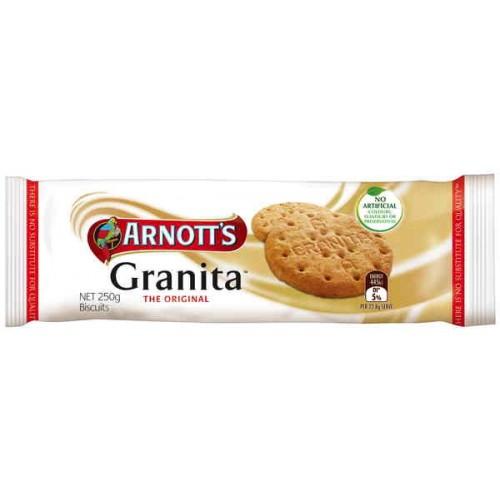 arnott s biscuits granita 250g   biscuits   order online